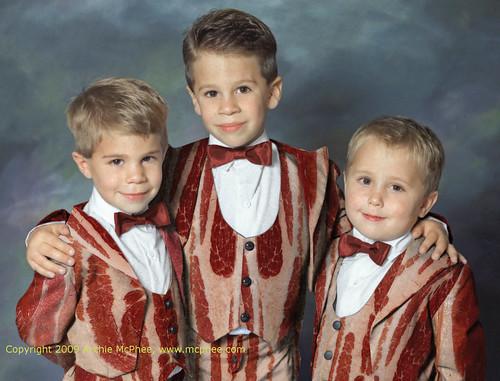 Bacon Tuxedo - Boys