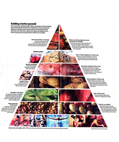 walter willette revised food pyramid   a photo on flickriver