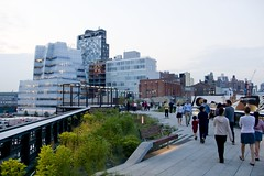 High Line Opening Day