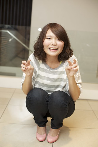 【女生髮型】俏麗典雅的短髮