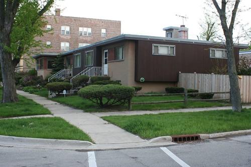Evanston townhouses