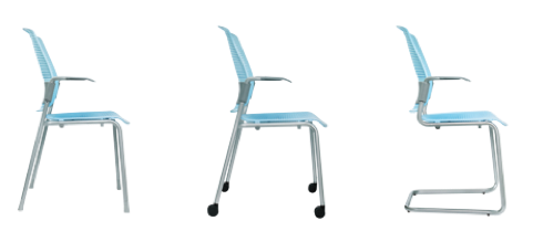 cinto chair, human scale