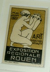 1923 Industrial Arts Poster Stamp (eamesville) Tags: poster graphicdesign stamp graphicarts industrialarts