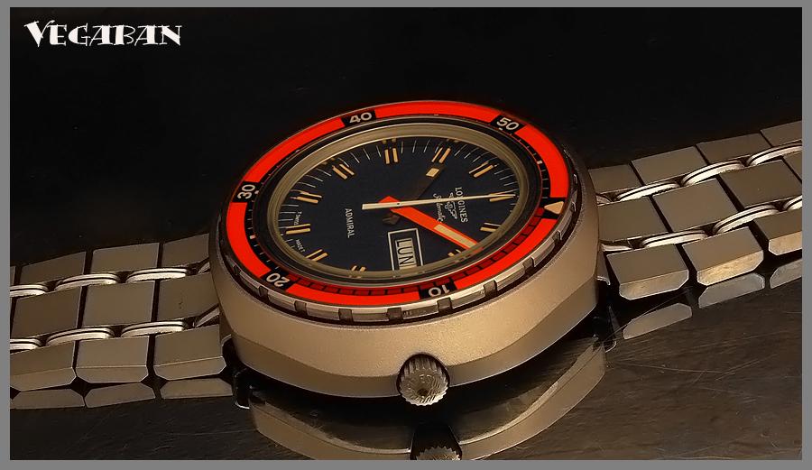 Longines - Longines Admiral diver vintage...( Pics ) 3651047607_f06b917ae8_o
