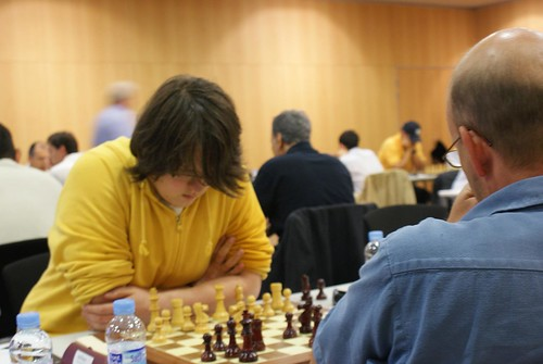 Joan Fernández (AND) VS Andrew Hale (GCI)