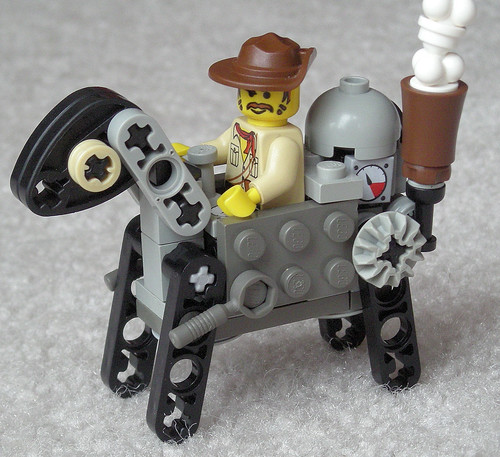Steam Horse Mk. XXXVI