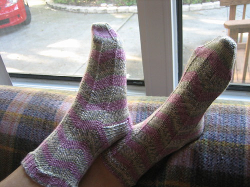 mom's socks