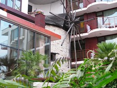 (Diliana Peeva) Tags: windmill bulgaria blacksea nessebar