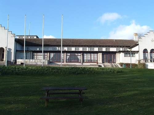 Glen Pavilion, Dunfermline, South Aspect, Centre