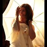MARIAGE / WEDDING : Bright Umbrella :o)