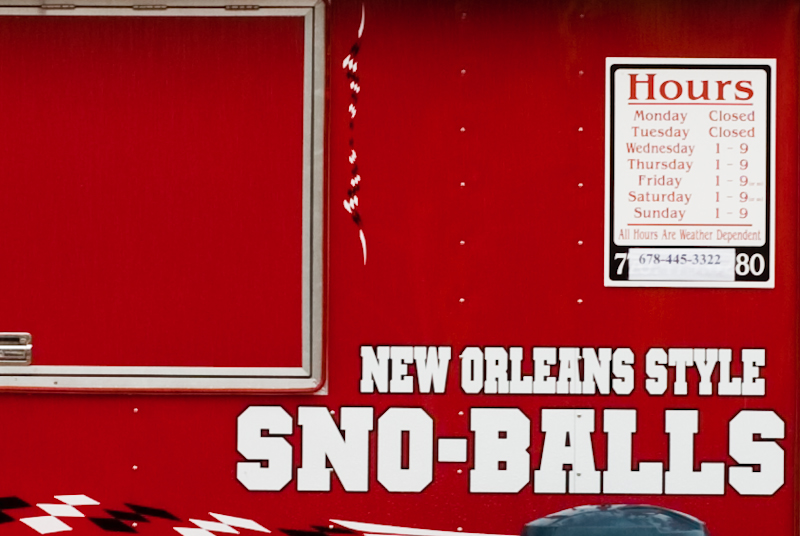 Day 5: New Orleans Snow?