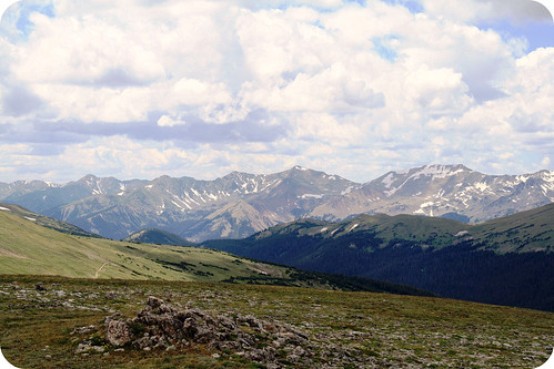 Alpine Tundra, Rocky Mountain National Park