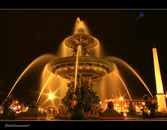 Place de la Concorde (DulichVietnam360) Tags: voyage travel light paris france water night canon french eau europe concorde fontaine nuit placedelaconcorde parisbynight m nc php mywinners nhsng dulichvietnam360 chuu trnthiha paristhecityoflights mthnhphparis pariskinhnhsng iphunnc