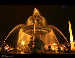 Place de la Concorde (DulichVietnam360) Tags: voyage travel light paris france water night canon french eau europe concorde fontaine nuit placedelaconcorde parisbynight m nc php mywinners nhsng dulichvietnam360 chuu trnthiha paristhecityoflights mthnhphparis pariskinhnhsng iphunnc