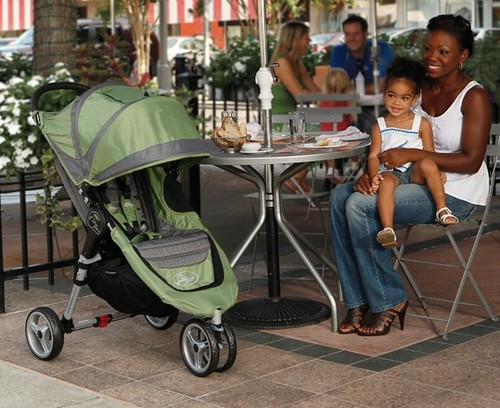 City Mini, cochecito ligero y compacto de Baby Jogger, cochecitos bebé