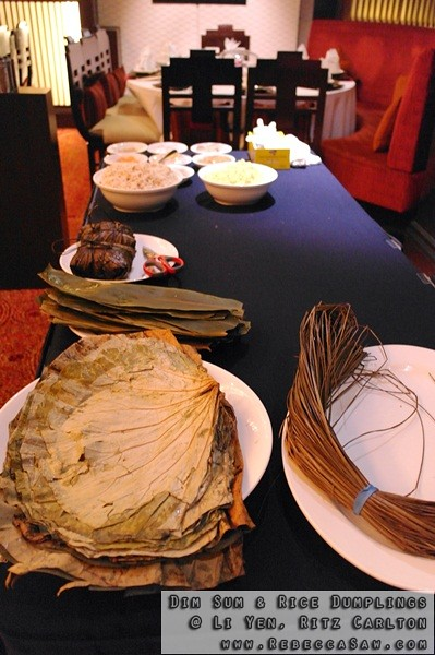 Dim Sum N Rice Dumplings At Li Yen Ritz Carlton-01