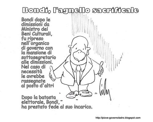 Bondi, l'Agnello Sacrificale by Livio Bonino