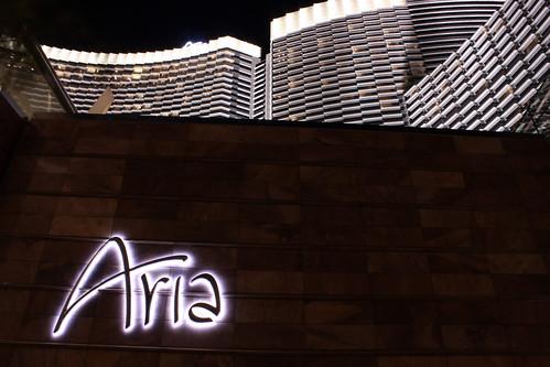 las vegas casino map 2011. Aria Hotel/Casino - CityCenter