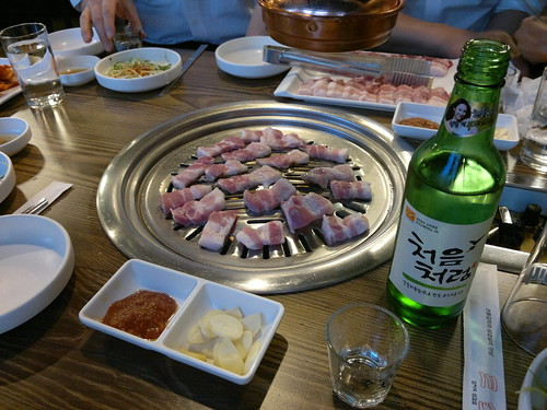Pork and Soju