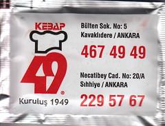 Kebap 49 Arka