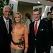Gov Charlie Crist, Morgan Fairchild, Jon Meacham and Tammy Haddad