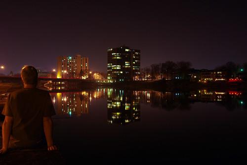 02.25.09: reflecting.