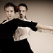 Tango in studio with Ludwika and Frank