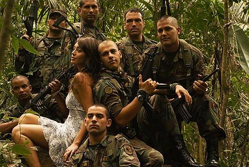 Actores de Regreso a la guaca