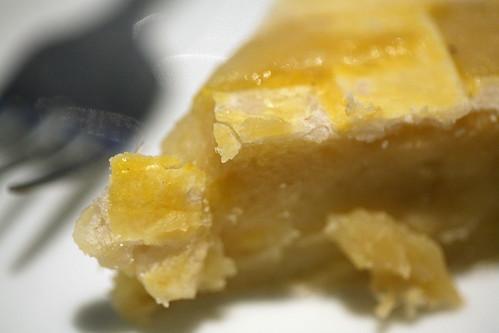 Sagay's durian pie at Casa Leticia