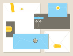 Envelopes (Katie Kirk) Tags: horizontal set illustration writing paper sticker message mail stamps decorative label stickers retro stamp communication collection business invitation blank envelope letter labels postal ornate greetingcard vector kirk sending correspondence envelopes stationary deliver communicate snailmail organize mailing weddinginvitation loveletter designelements eighthourday retrorevival katiekirk socialgrace