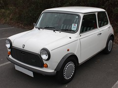 "1988 Mini 'Designer' Mary Quant • <a style=""font-size:0.8em;"" href=""http://www.flickr.com/photos/9907391@N02/3353878464/"" target=""_blank"">View on Flickr</a>"