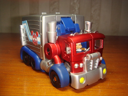 Transformers Mickey Mouse