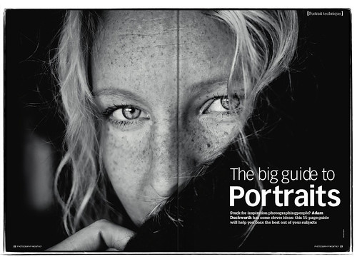 the big guide to portraits