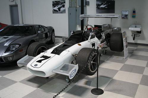 All American Eagle Formula A 1969
