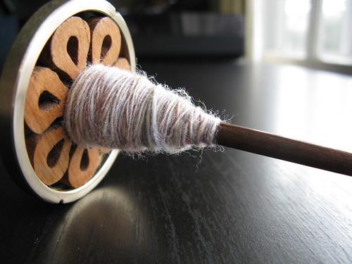 Golding La Fleur spindle