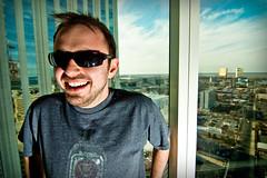 365.27 - Taj Mahalec (Jeremy Lusk) Tags: friends portrait window hotel tajmahal wideangle atlanticcity 365 jeremylusk lp120 tokina1116