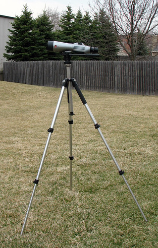 Spotting Scope on Tripod