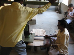 ONB00399 (pristyles) Tags: india bharat shantiniketan westbengal santiniketan amarkuti