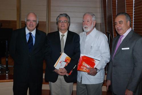 B. Vega, R. E. Yunen , Bernard D,