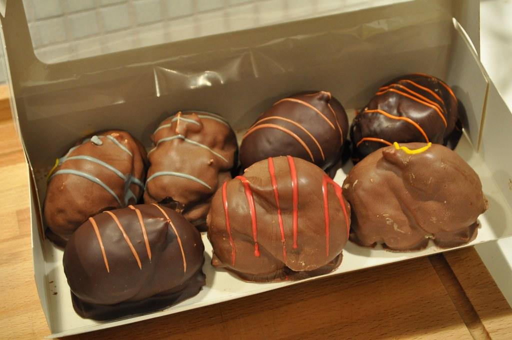 Sjokoladeboller
