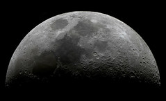 Moon 04/01/09 Hi Res (zAmb0ni) Tags: sky moon night webcam mare mosaic telescope crater astrophotography resolution hi celestron
