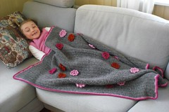 Blanket for Frøya
