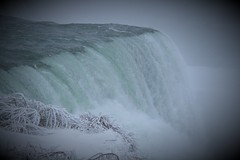 Over Again (the billyllama) Tags: ice frozen niagrafalls americanfalls niagrafallsny