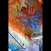 el Mural (uteart) Tags: mexico mural jalisco explore staircase chapeau frontpage ajijic explorefrontpage utehagen uteart centroculturaldeajijic explore040509 artistjesuslopezvega