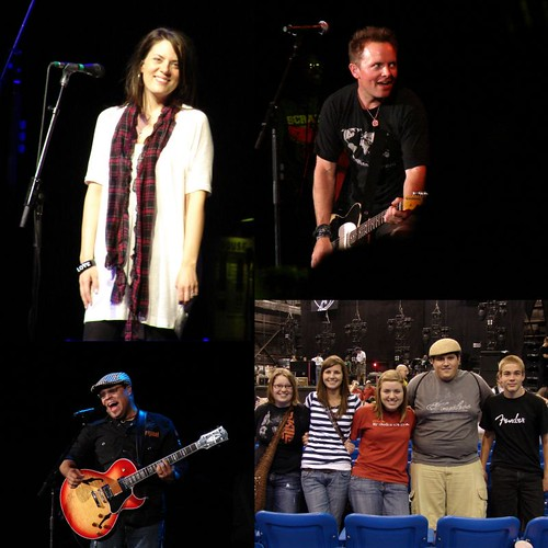 Christy Nockels, Chris Tomlin, Israel Houghton, Five Great Kids