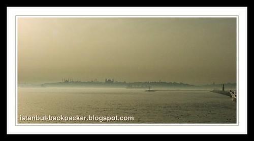 Istanbul Misty & Misterious
