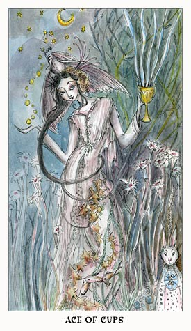 Ace of Cups by Paulina Cassidy