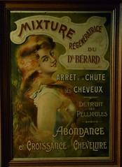Chteau de Chamerolles, 11.04.2009. (Guillaume Cingal) Tags: pharmacie picnik mixture affiche affiches loiret calvitie brard chamerolles alopcie docteurbrard