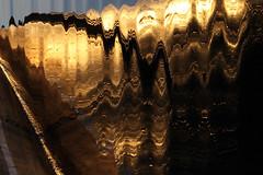 Shining waves - Finnhamn (UnusualFocus) Tags: reflection water gold mirror golden waves sweden wave shining finnhamn