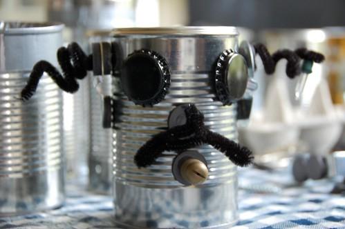 another tin can robot